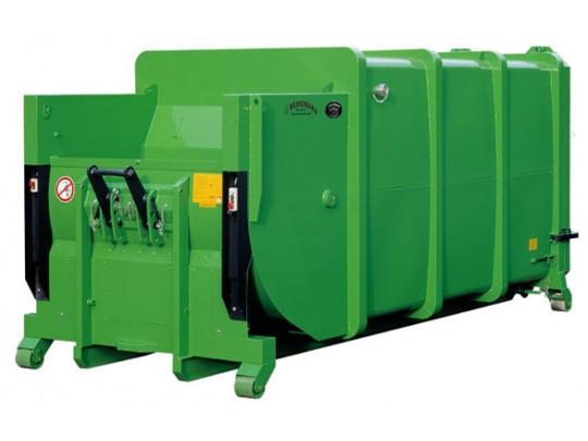 Bergmann Containerkomprimatorer