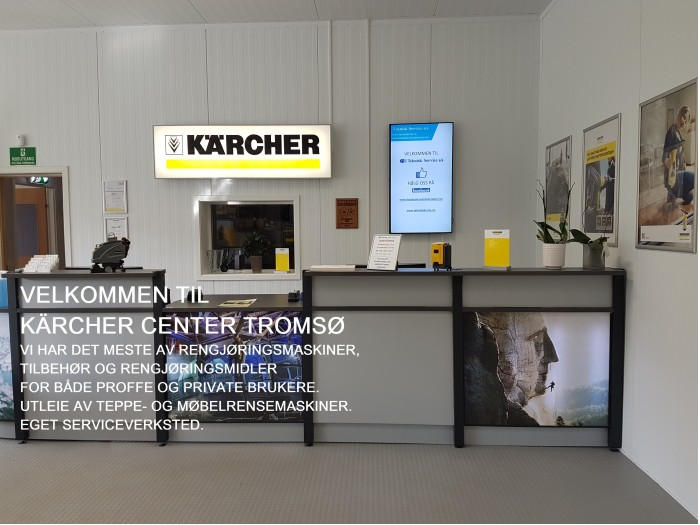 Kärcher Center Tromsø